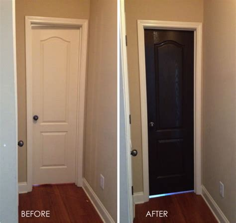 chocolate painted door a sweet new look blulabel bungalow interior design advice and