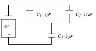 what is the potential difference across capacitor c3 in the left figure charge on and the potential difference across capacitors physics forums the fusion of