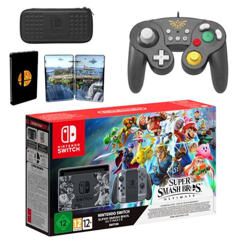 nintendo switch super smash bros ultimate edition link