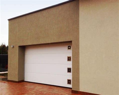 porte sezionali hormann residenze a basso consumo portoni sezionali hormann