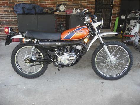 Kawasaki KE175: 1976 1982 Rider Magazine   Motorcycles