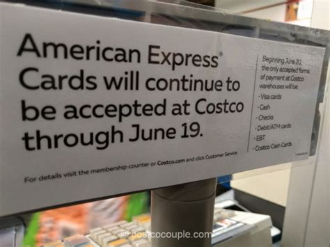 Can You Use American Express Gift Card Online - costco switching to visa starting june 20th 2016