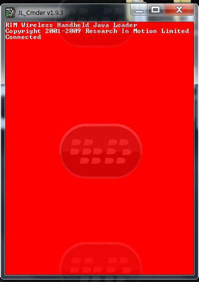 reset blackberry jl cmder se ha producido un error al actualizar el software