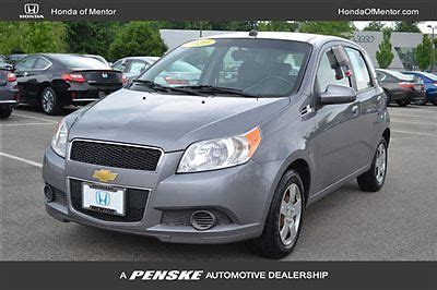 old car manuals online 2010 chevrolet aveo engine control buy used 2010 chevy aveo manual as is blown engine parts only in mentor ohio united states