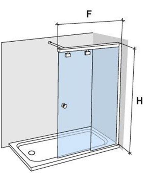 paroi 180 cm hauteur parois de largeur 100 paroi de coulissante 100 cm fixation 224 droite hauteur de