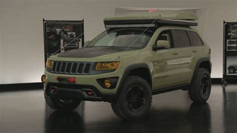 Jeep Grand Paint 2015 Easter Jeep Safari Concepts Unveiled W