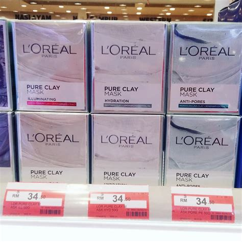 Harga Loreal Mahal 16 produk drugstore harga berpatutan tapi setanding produk