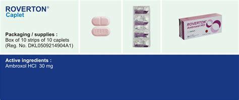 Obat Vectrine obatku ambroxol manfaat obat tuzalos tablet dan sirup dan