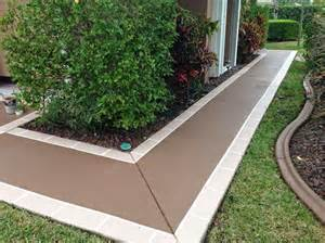 best 20 stained concrete driveway ideas on