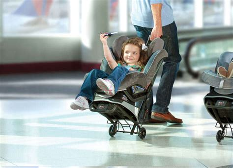 traveling with car seat traveling with a car seat on an airplane autobytel