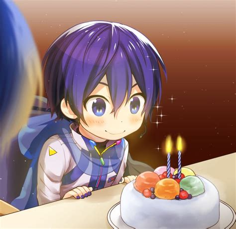 imagenes de kaito kawaii tags anime kikuchi kkc vocaloid kaito birthday