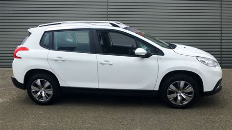 peugeot suv 2013 used peugeot 2008 suv 1 4 hdi active 5dr 2013 w4wee