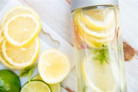 Cure Detox Citron by Les Secrets De La Cure Detox Citron Pour Mincir Durablement
