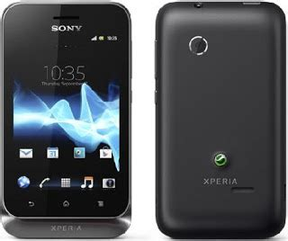 Hp Sony Xperia Tipo Dual spesifikasi dan harga sony xperia tipo dual terbaru