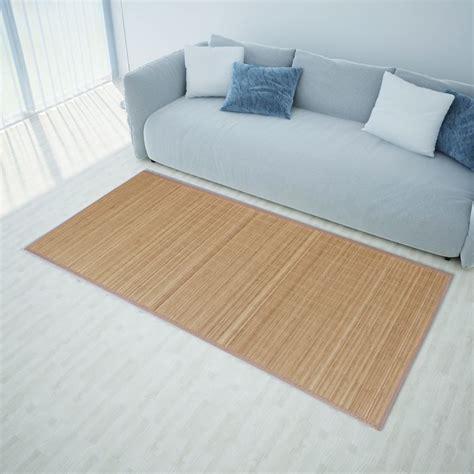 teppich aus bambus bambusteppich bambus teppich matte l 228 ufer vorleger