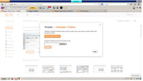 cara membuat toko online di blogspot pantes promosi cara mengganti template di luar template standar blogger
