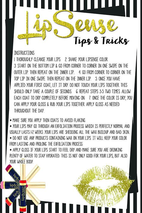 tips and tricks lipsense tips and tricks