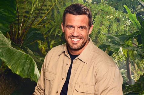 celebrity jungle 2017 finalists who is jamie lomas meet the i m a celebrity 2017 finalist