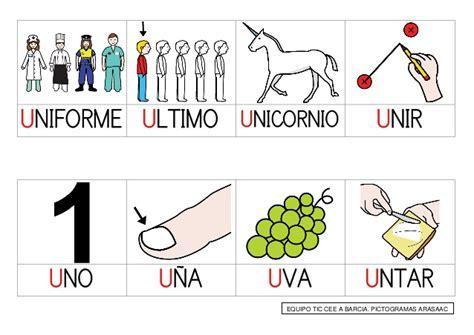 imagenes que empiecen con la letra u a color palabras que empiezan por a e i o u