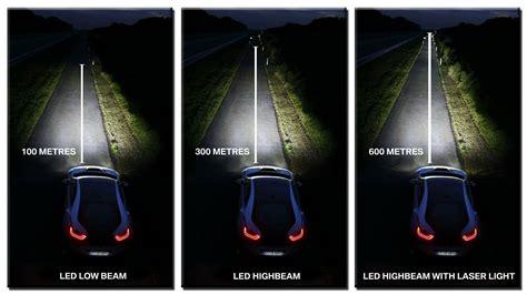 bmw laser bmw i8 laser light