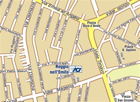 uffici aci reggio emilia unit 224 territoriale aci di reggio emilia dove ci trovi