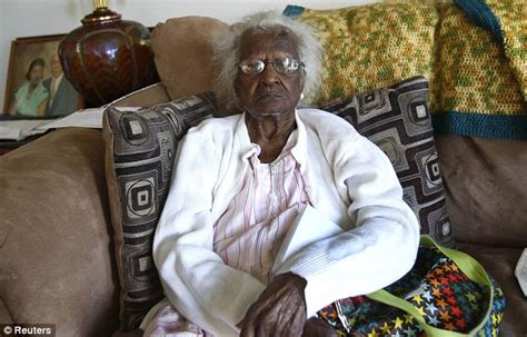 americas youngest outcasts oldest living american jeralean talley turns 115 years