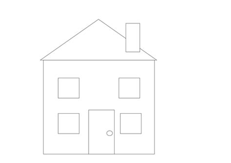 house shapes 2d shapes by bettsx teaching resources tes make shape pictures using shapes by trick2009 teaching