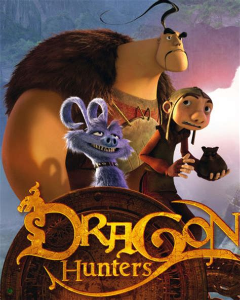 film with cartoon dragon dragon hunters images dragon hunters poster wallpaper and
