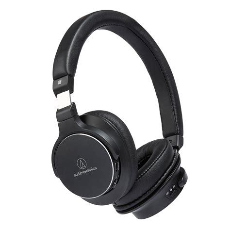 Earphone Audio Technica ath sr5bt high resolution wireless on ear headphones audio technica