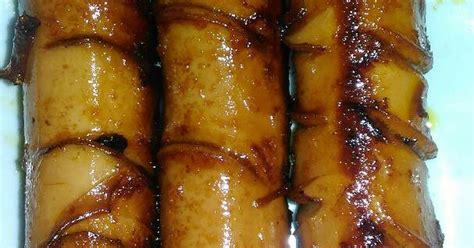 resep sosis bakar oleh rania nia cookpad