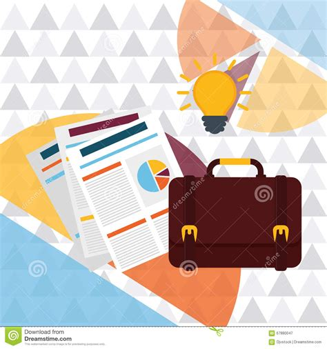 icon design solutions solutions icon design stock vector image 67880047