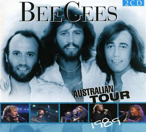Cd Bee Gees The Ultimate 2cd Imported Eu bee gees live in australia 1989 2 cd dubman home entertainment