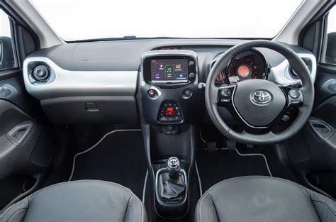 European Home Interior Design by Toyota Aygo Review 2017 Autocar