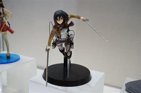 Harga Figure Levi festival 2014 winter figure shingeki no kyojin