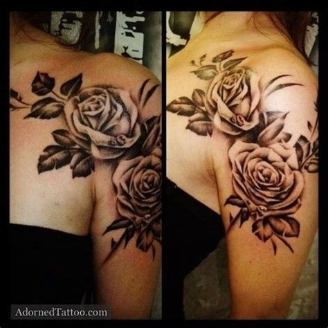 tips for getting a tattoo on your shoulder 55 best rose tattoos designs best tattoos for women