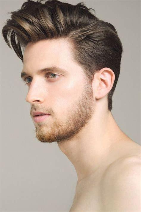 mens modern pompadour hairstyle 25 best ideas about modern pompadour on pinterest side