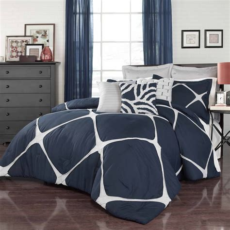 vue bedding cersei navy by vue bedding collection beddingsuperstore com