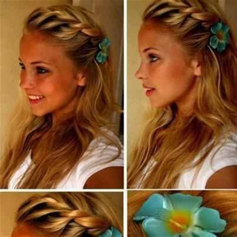 hawaii hairdos 1000 ideias sobre oktoberfest hair no pinterest estilo
