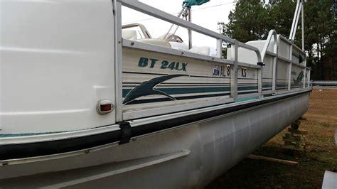 2000 landau pontoon boat landau pontoon 2000 for sale for 750 boats from usa