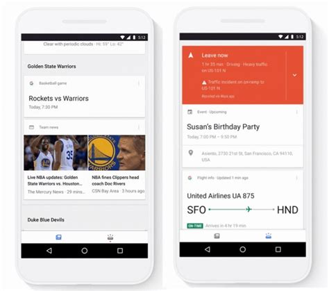 Updated Search Search App Update Gets Divided Into Upcoming And Feed Tabs