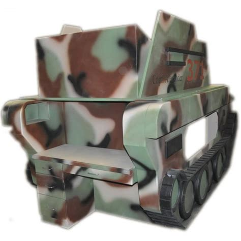 army beds camouflage army tank bunk bed w desk