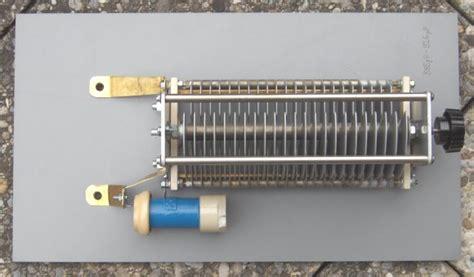 tuning capacitor loop antenna magnetic loop for 160m hb9mtn i1wqrlinkradio
