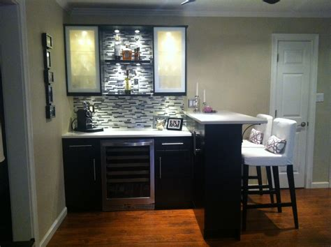wet bar cabinets ikea paul wine bar lowe s back splash home depot granite