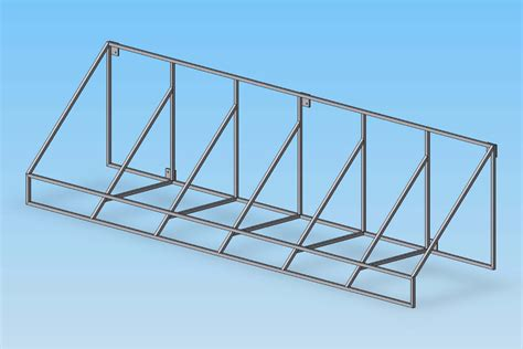 how to make an awning how to build an awning frame drawing services
