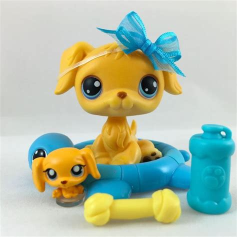 lps golden retriever 17 best ideas about lps pets on lps littlest pet shops and lps cats