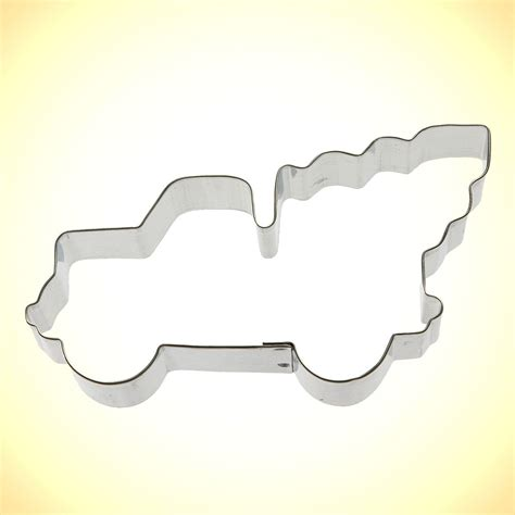 Cookie Cutter truck with tree cookie cutter 5 in cookie cutter experts
