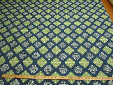 Ft112 Shari Batik Medallion Jacquard Upholstery Fabric