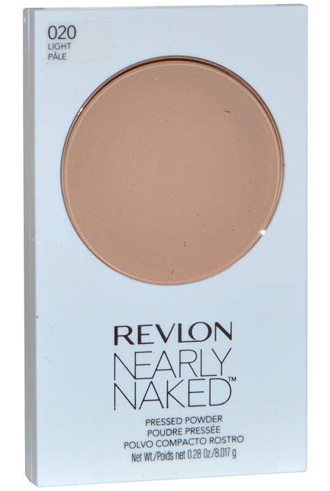 Revlon Nearly Pressed Powder revlon nearly pressed powder no 030