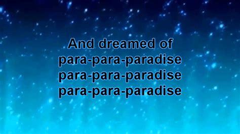 coldplay paradise lyrics coldplay paradise lyrics youtube