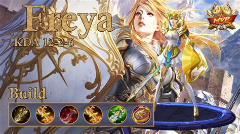 Legend Of Freya mobile legends freya mvp best freya build all around